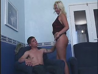 cougar and guy 12 - part 1