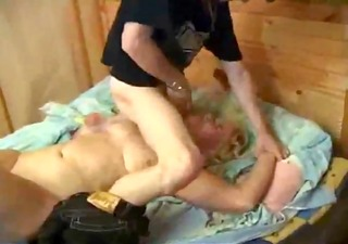 russian son force mother to sex