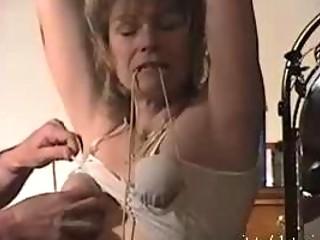 initial bdsm treament submissive mature babe mia