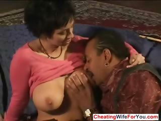 cuckold woman acquires bbc