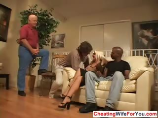 cuckold maiden jizzed on