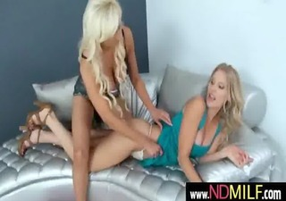 lesbian milf loves this taut love tunnel 411