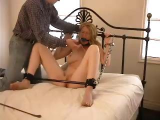 mature babe bondage with oliver