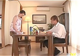 azhotporn.com - japanese mother i nice-looking