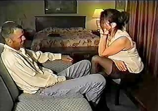 cuckold spouse hires a male escort for his wife